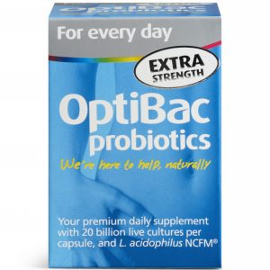 OptiBac Probiotics Everyday Extra Strength