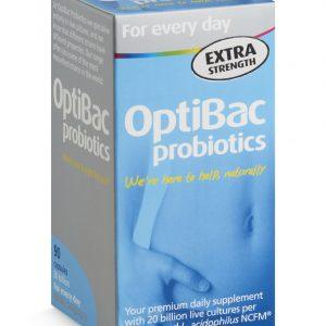 OptiBac Probiotics Everyday Extra