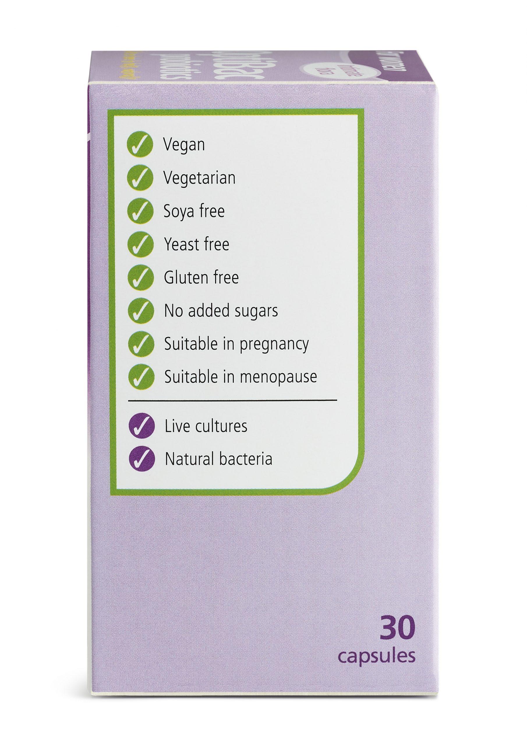 OptiBac Probiotics For Women 90 - Bawtry Natural Health