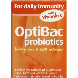 OptiBac Probiotics For Immunity