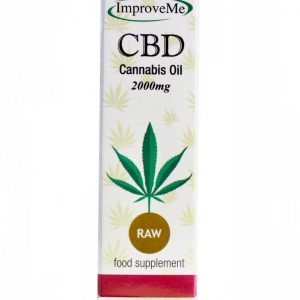 ImproveMe CBD Raw Full Spectrum Oil 2000mg