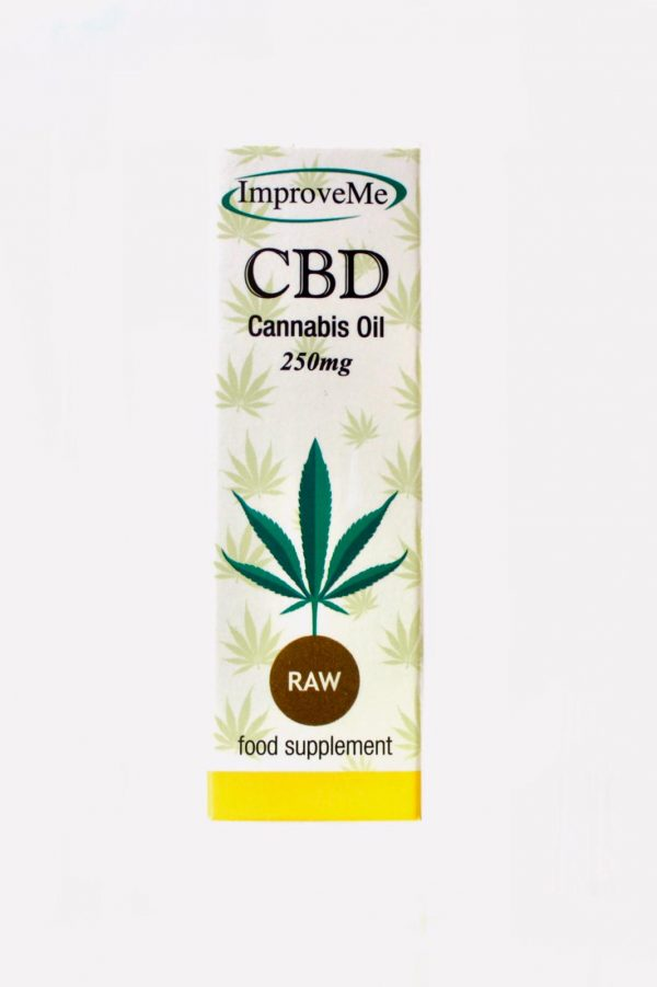 ImproveMe CBD Raw Full Spectrum Oil