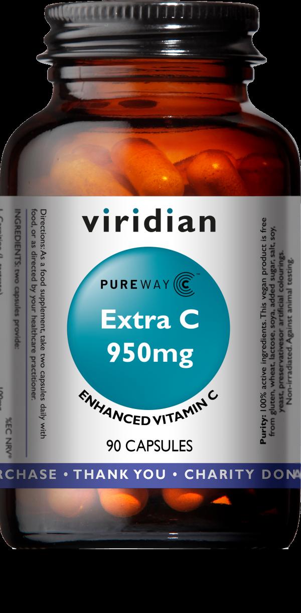 Viridian Extra C 950mg