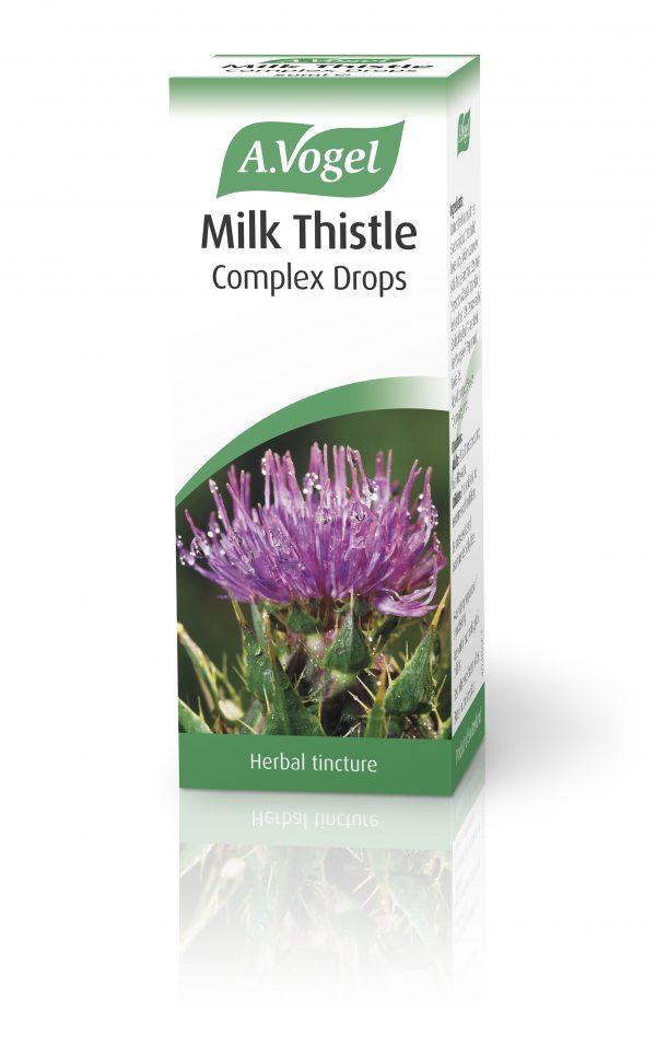 A.Vogel Milk Thistle Complex Drops