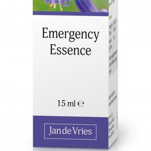 Jan de Vries Emergency Essence