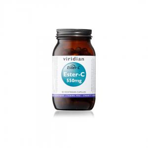Viridian Ester-C 550mg 90 caps