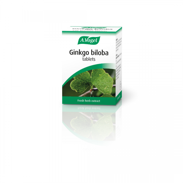 Ginkgo Biloba 120 tabs