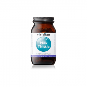 Viridian Milk Thistle 90 caps