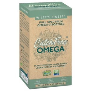 Wiley's Finest Catch Free Omega-3