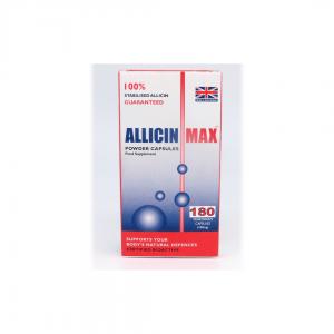 AllicinMAX® 180 Capsules