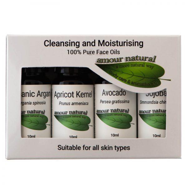 Amour Natural Cleansing & Moisturising Set