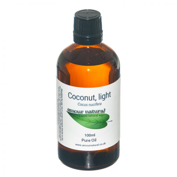 Amour Natural Coconut, light