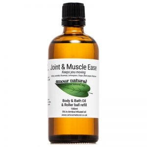 Amour Natural Joint & Muscle Ease Bath Oil