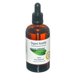 Amour Natural Organic Rosehip Oil