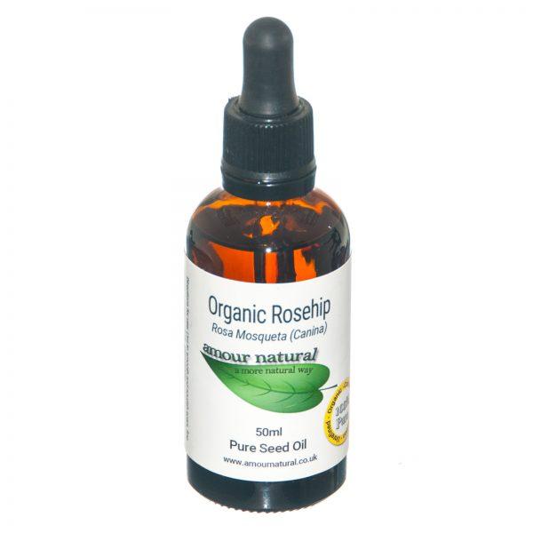 Amour Natural Organic Rosehip Oil
