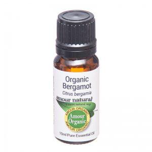 Amour Natural Organic Bergamot