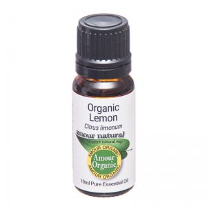 Amour Natural Organic Lemon