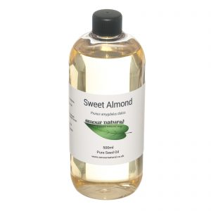 Amour Natural Sweet Almond