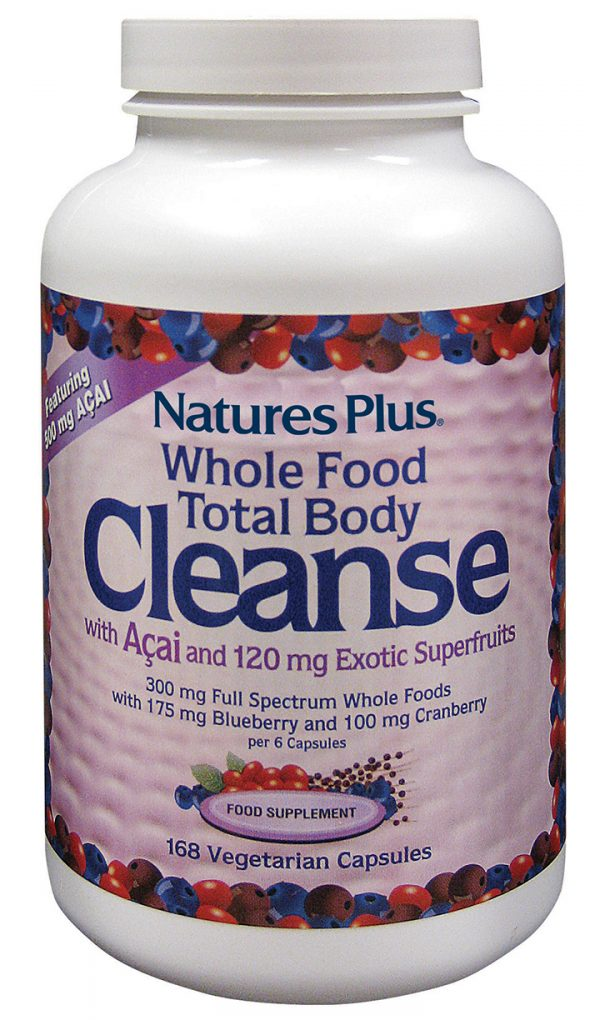 Natures Plus Total Body Cleanse