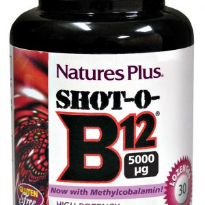 Natures Plus Shot-O-B12®