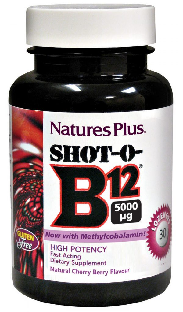 Natures Plus Shot-O-B12®