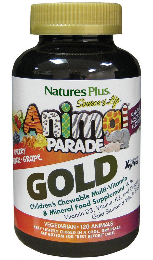 Natures Plus Animal Parade® GOLD