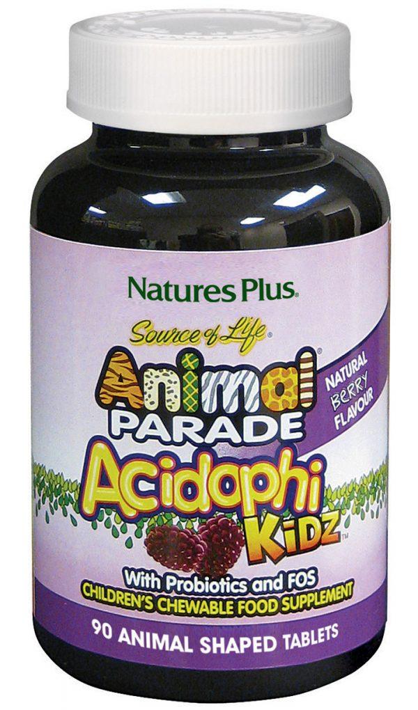 Natures Plus Animal Parade® AcidophiKidz