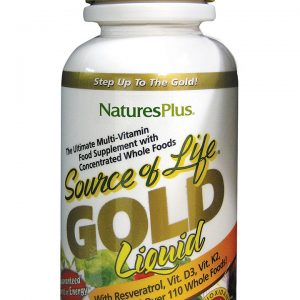 Natures Plus Source of Life® GOLD Liquid