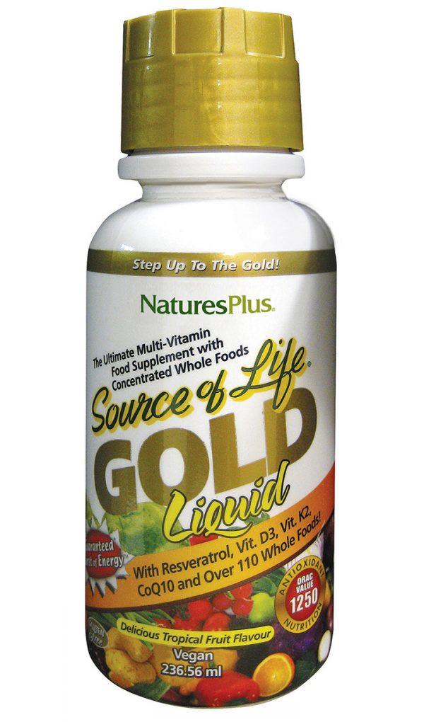 Natures Plus Source of Life® GOLD Liquid