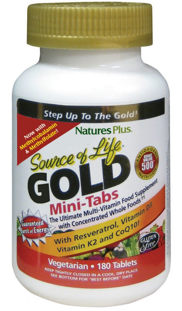 Natures Plus Source of Life® GOLD