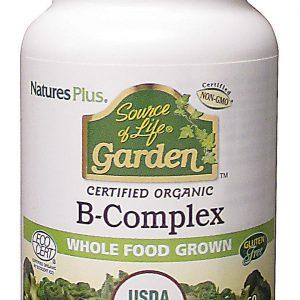 Natures Plus Source of Life Vitamin B complex