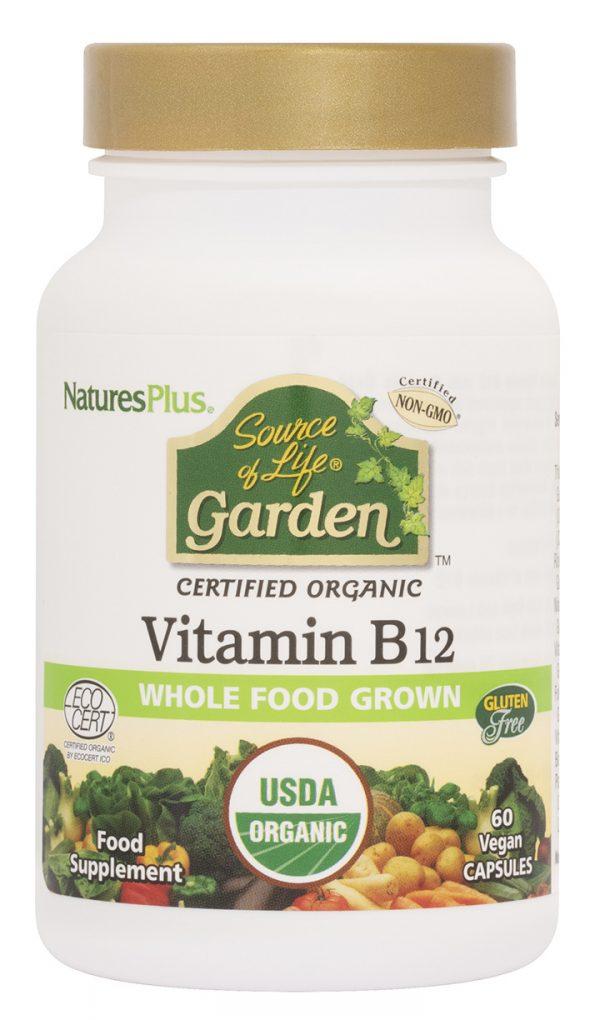 Natures Plus Source of Life Vitamin B12
