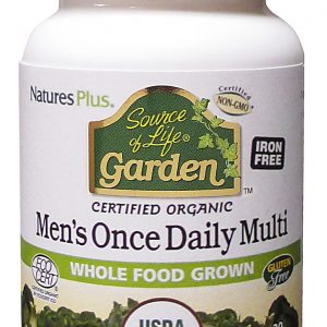 Natures Plus Men's Once Daily Multivitamins
