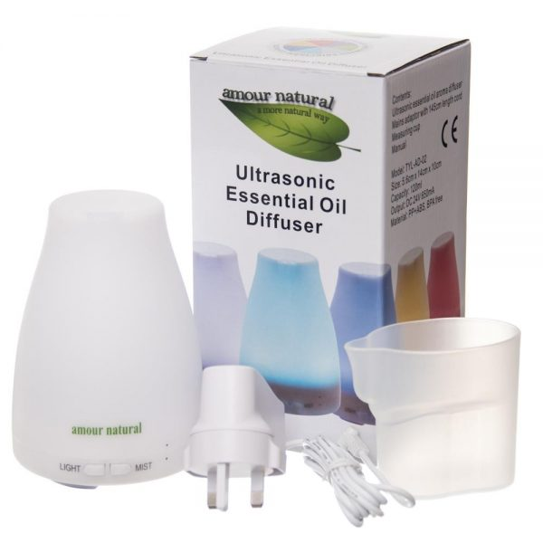 Amour Natural Ultrasonic Essential Oil Diffuser