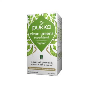 Pukka Clean Greens Superblend
