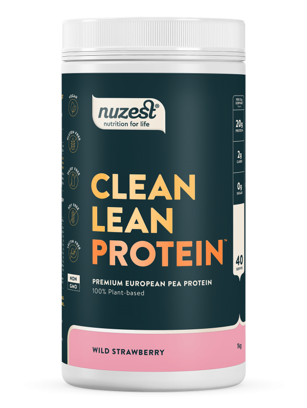 Nuzest CLP Strawberry
