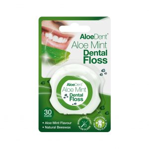 AloeDent Dental Floss