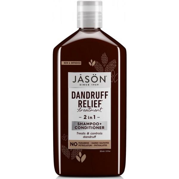 Dandruff Relief 2in1
