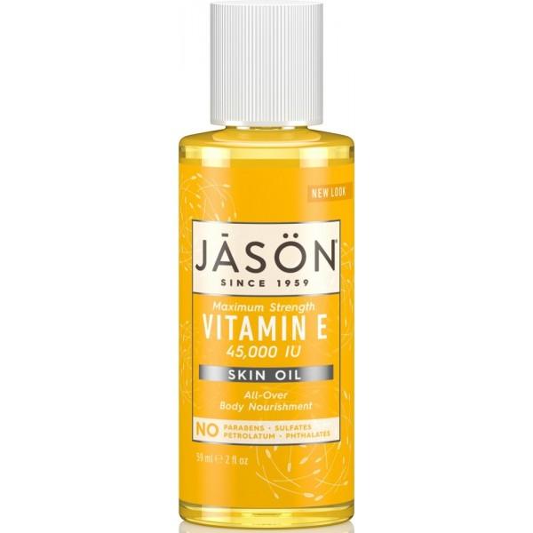 Vitamin E 45,000 IU Maximum Strength Oil