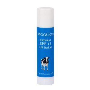 Moo Goo SPF15 Lip Balm