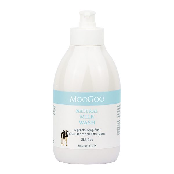 Moo Goo Natural Milk Wash