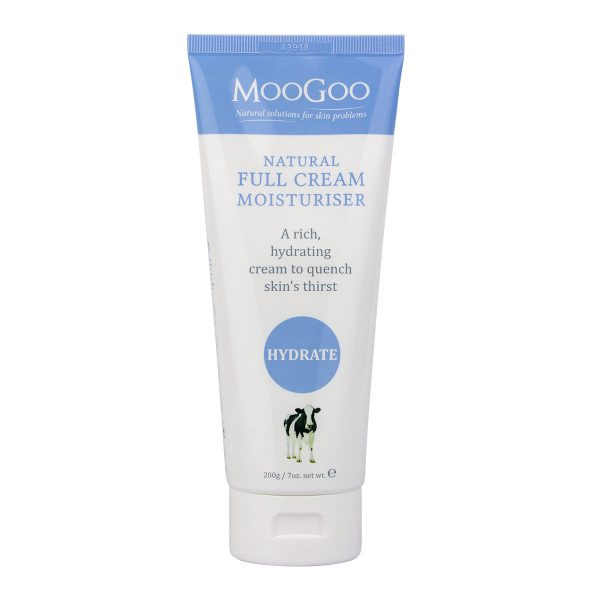 Moo Goo Full Cream Moisturiser