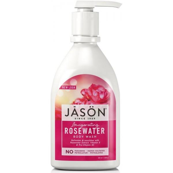 Rosewater Body Wash
