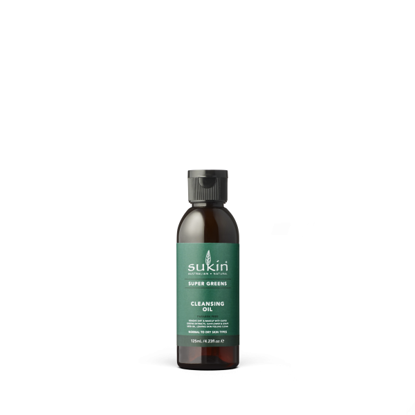 Super Greens Cleansing Oil