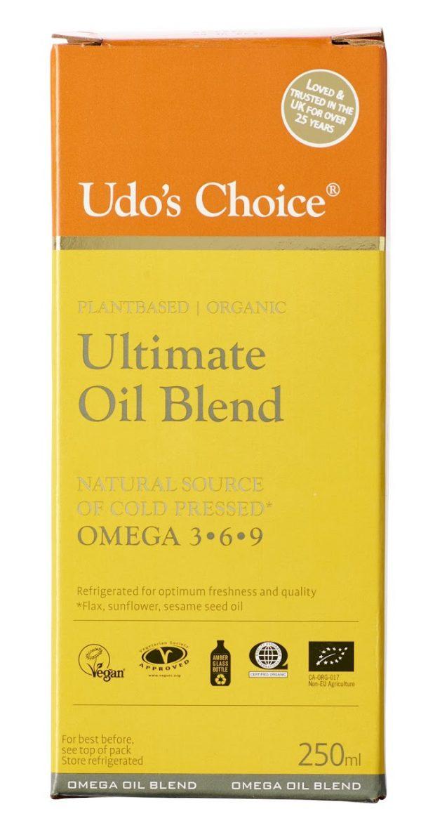 Udo Ultimate Blend Oil