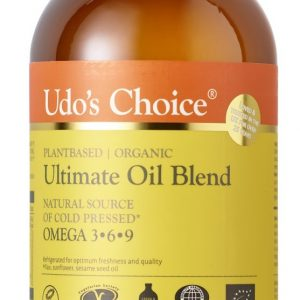 Udo Ultimate Oil Blend