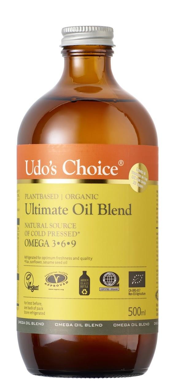 Udo Ultimate Oil Blend