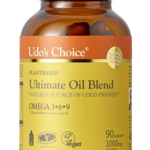 Udo Oil Capsules