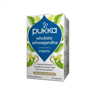 Pukka Wholistic Ashwagandha