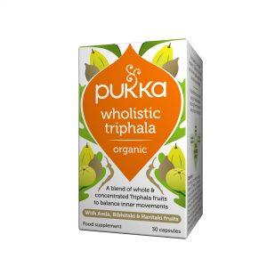 Pukka Wholistic Triphala